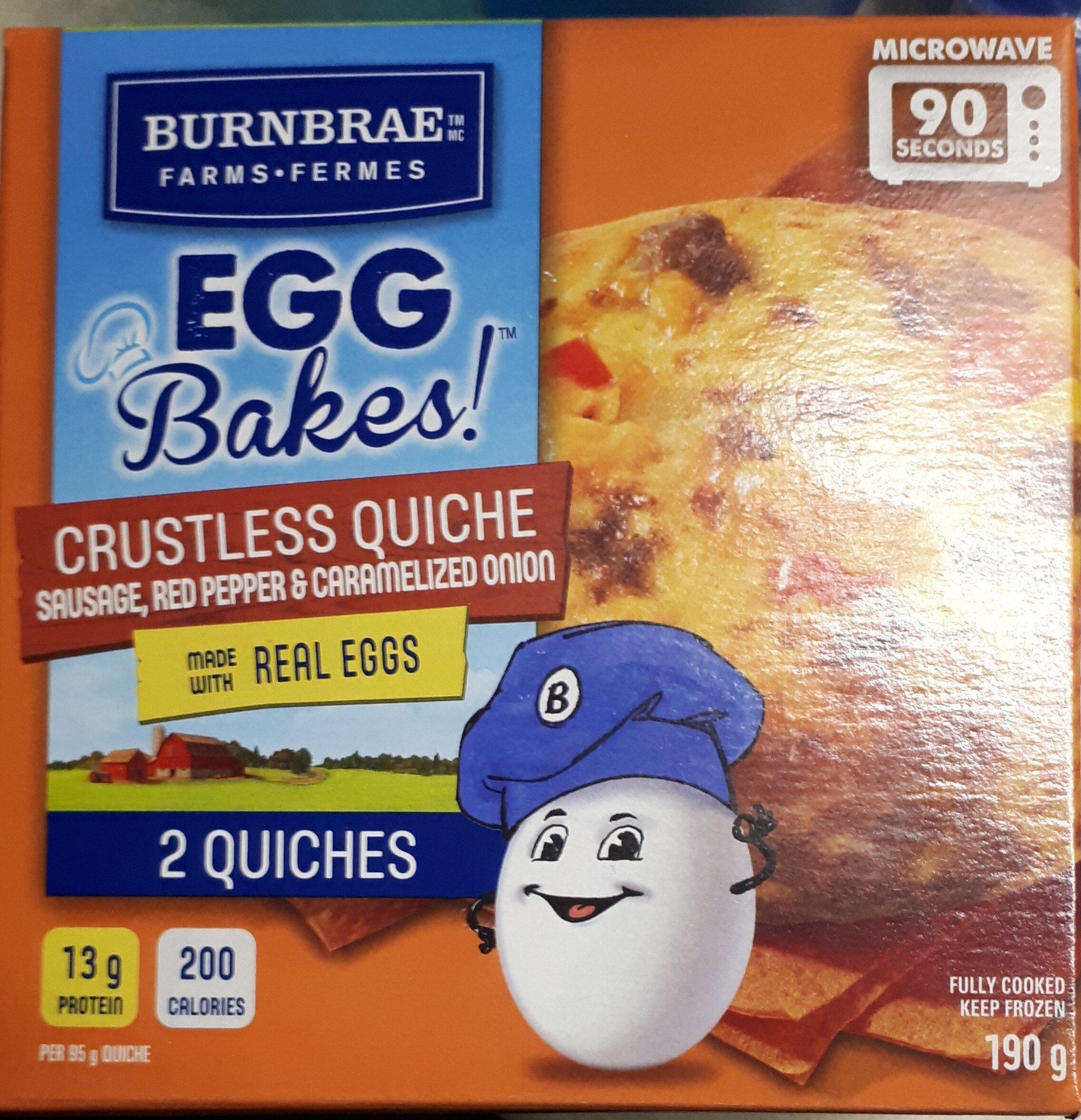 egg bakes - Produit - en