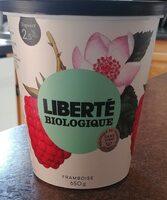 Liberté Organic Raspberry - Produit - fr