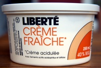 Creme fraiche - Produit - fr