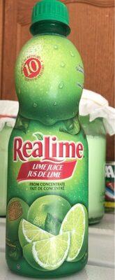 Jus de lime - Product - fr