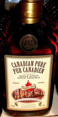 Sirop d'érable Pur Canadien - Produit - fr