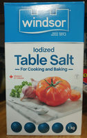 Sel De Table (Table Salt) - Product - en