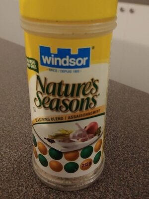 Nature's Seasons - Product - fr