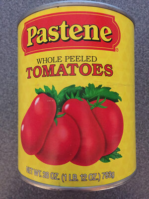 Whole Peeled Tomatoes - Product