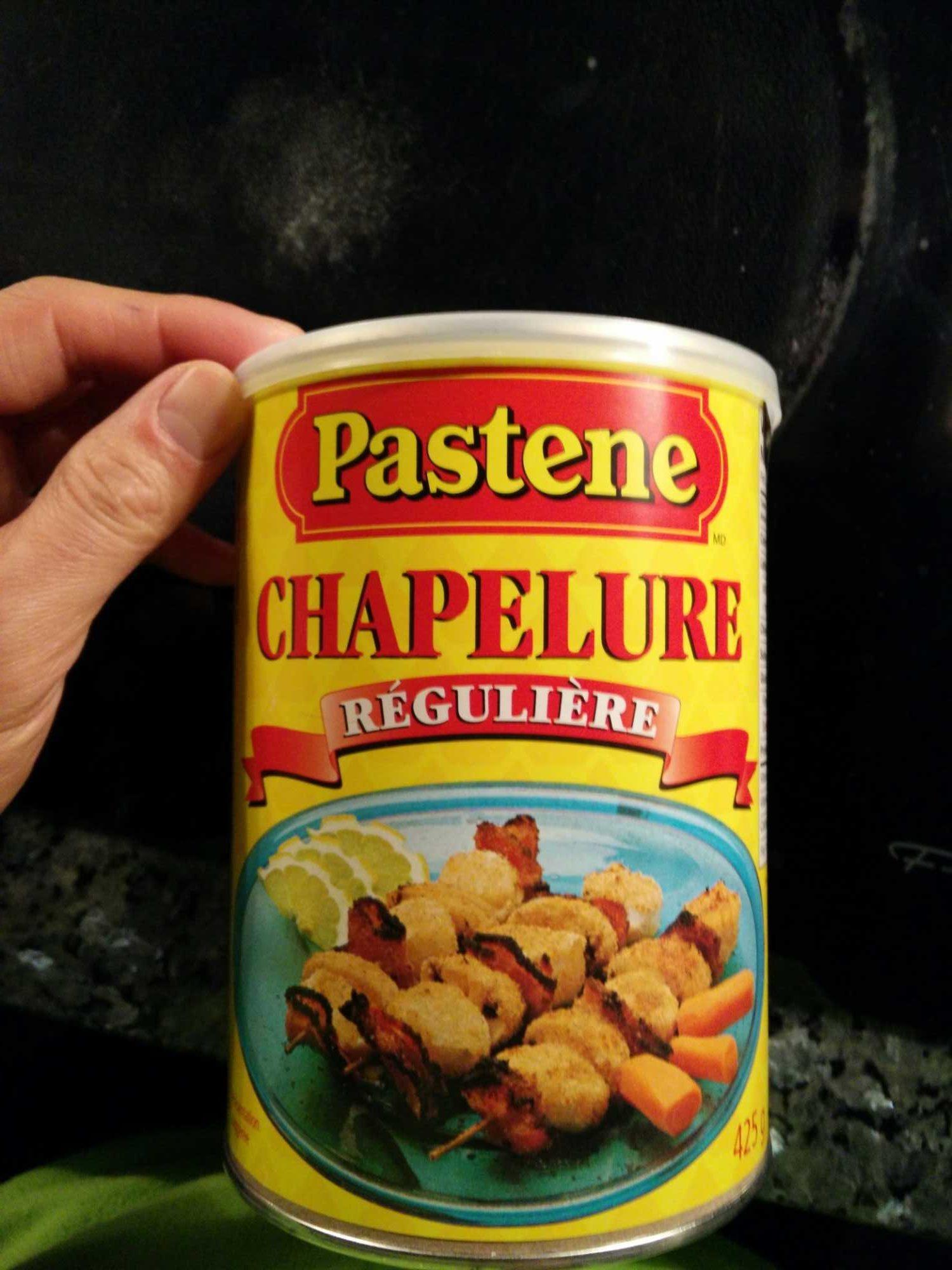 Chapelure regulière - Product - fr