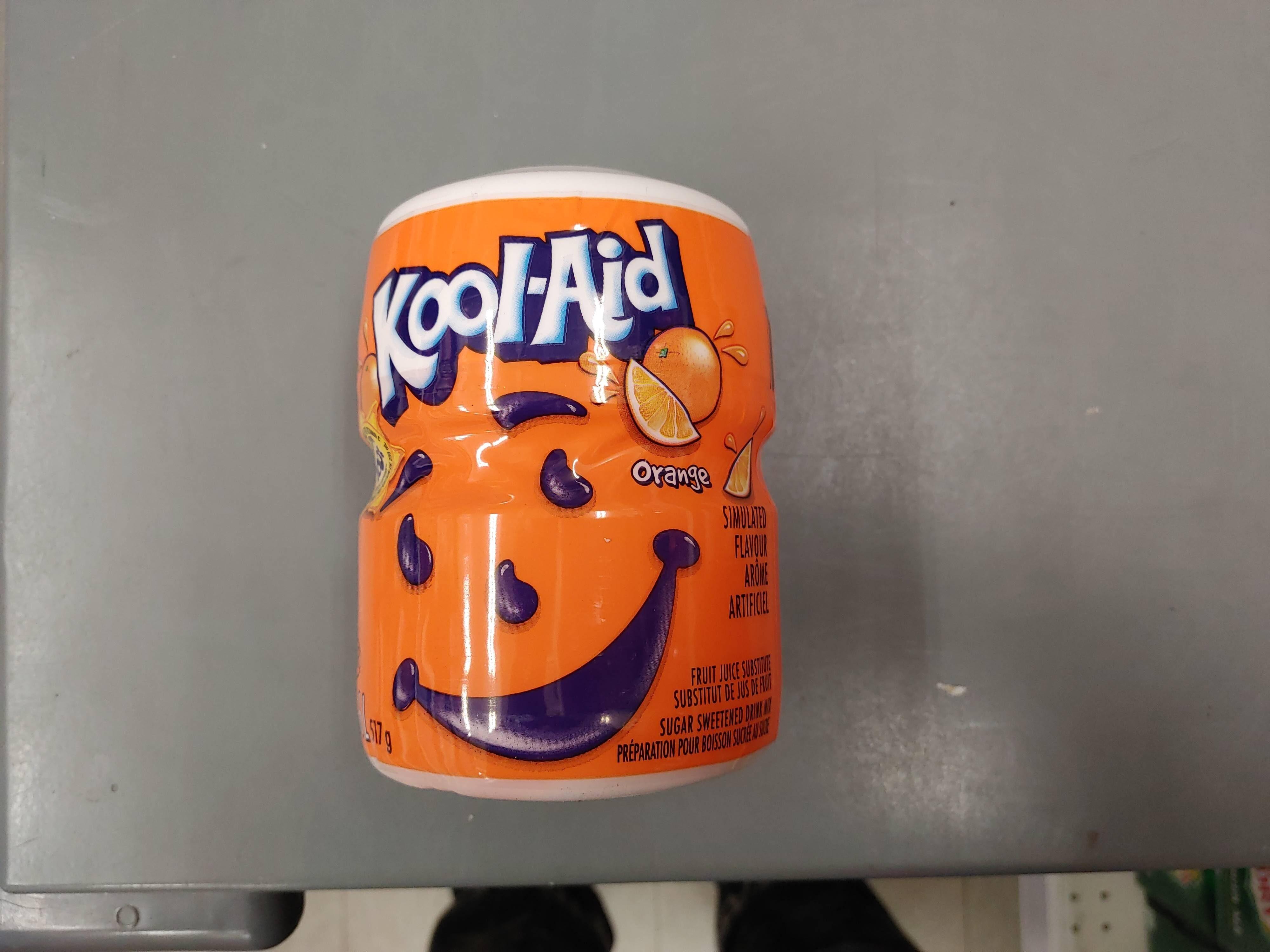 Kool Aid Orange 🍊 - Produit - en