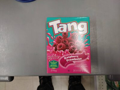 Tang Raspberry - Produit - en