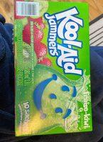 Kool-aid jammers fraise-kiwi - Produit - en