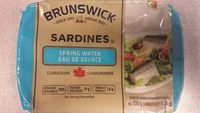 Sardines (Spring Water) - Product