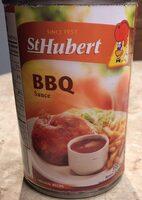 Bbq gravy sauce - Product - en