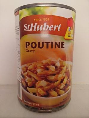 St hubert poutine gravy - Product - fr