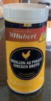 Bouillon au poulet - Produit - fr