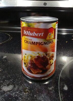 Sauce aux champions - Produit - fr