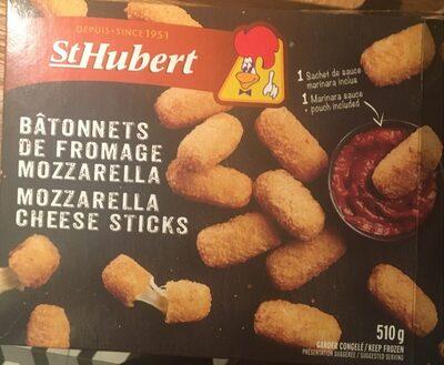 Batonnets de fromage mozzarella - Product - fr