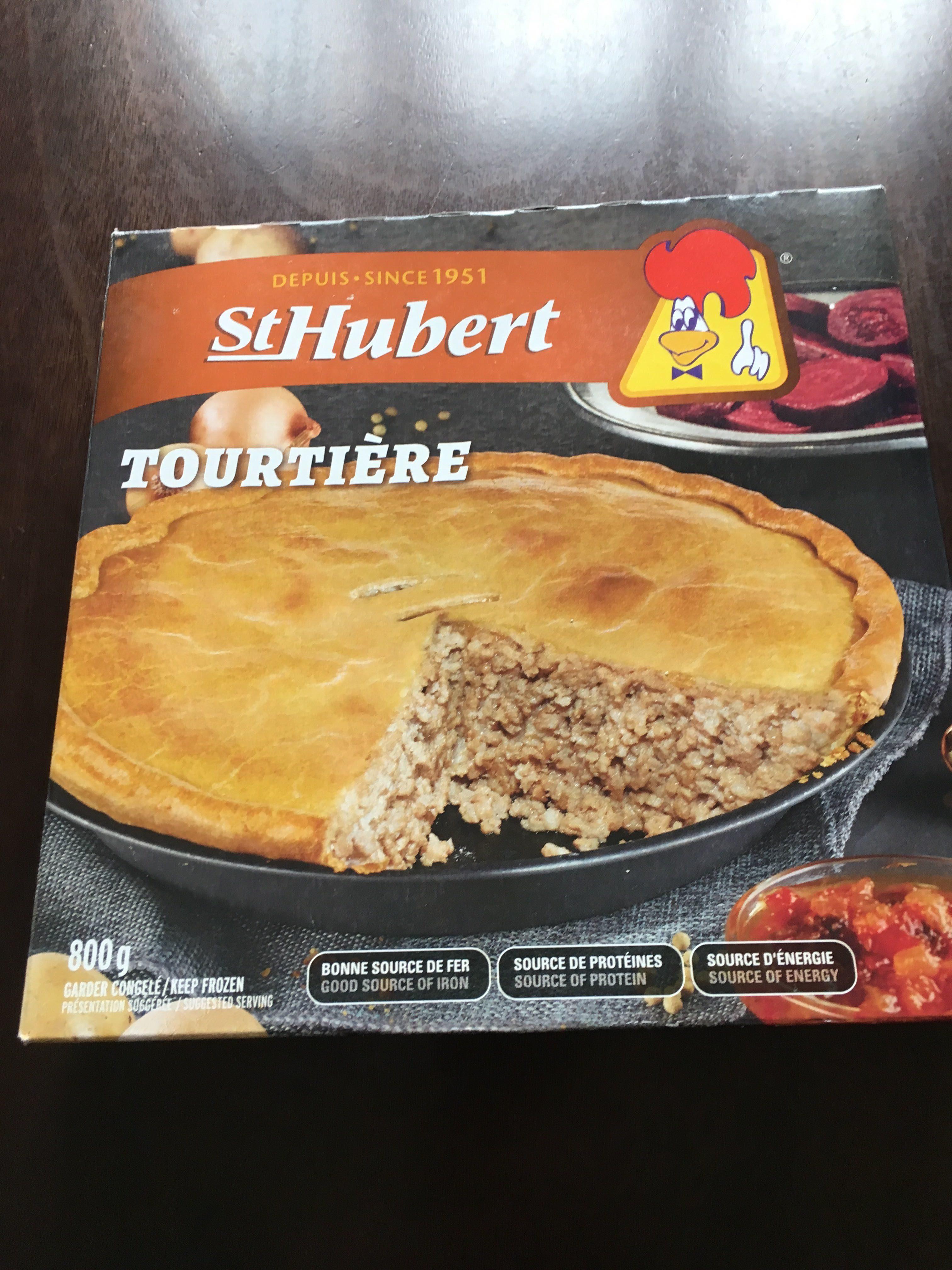 Tourtière - Product - fr