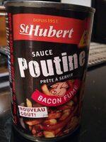 Sauce poutine prête à servir - Product