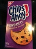 Chips ahoy! Fondants brisures de chocolat - Product