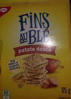 Fins au blé - Produit - fr