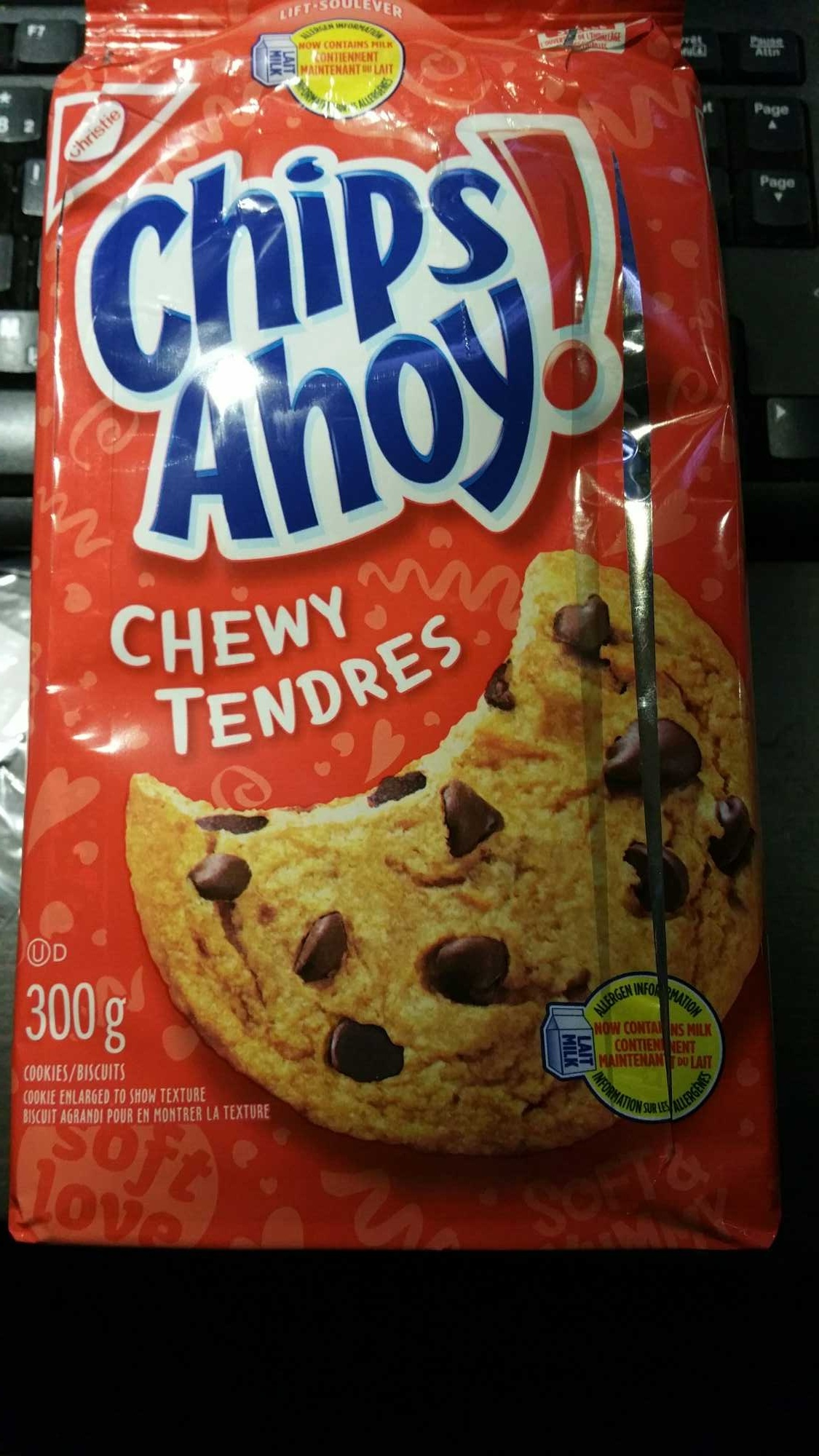 chips ahoy - Product