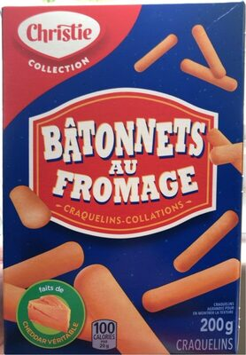 batonnets au fromage - Produit - fr