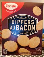 Bacon dippers crackers - Product - en