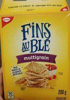 Craquelins Fin Blé Multigrains - Produit - fr