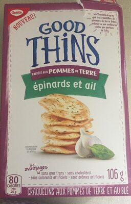 Good thins - Product - en
