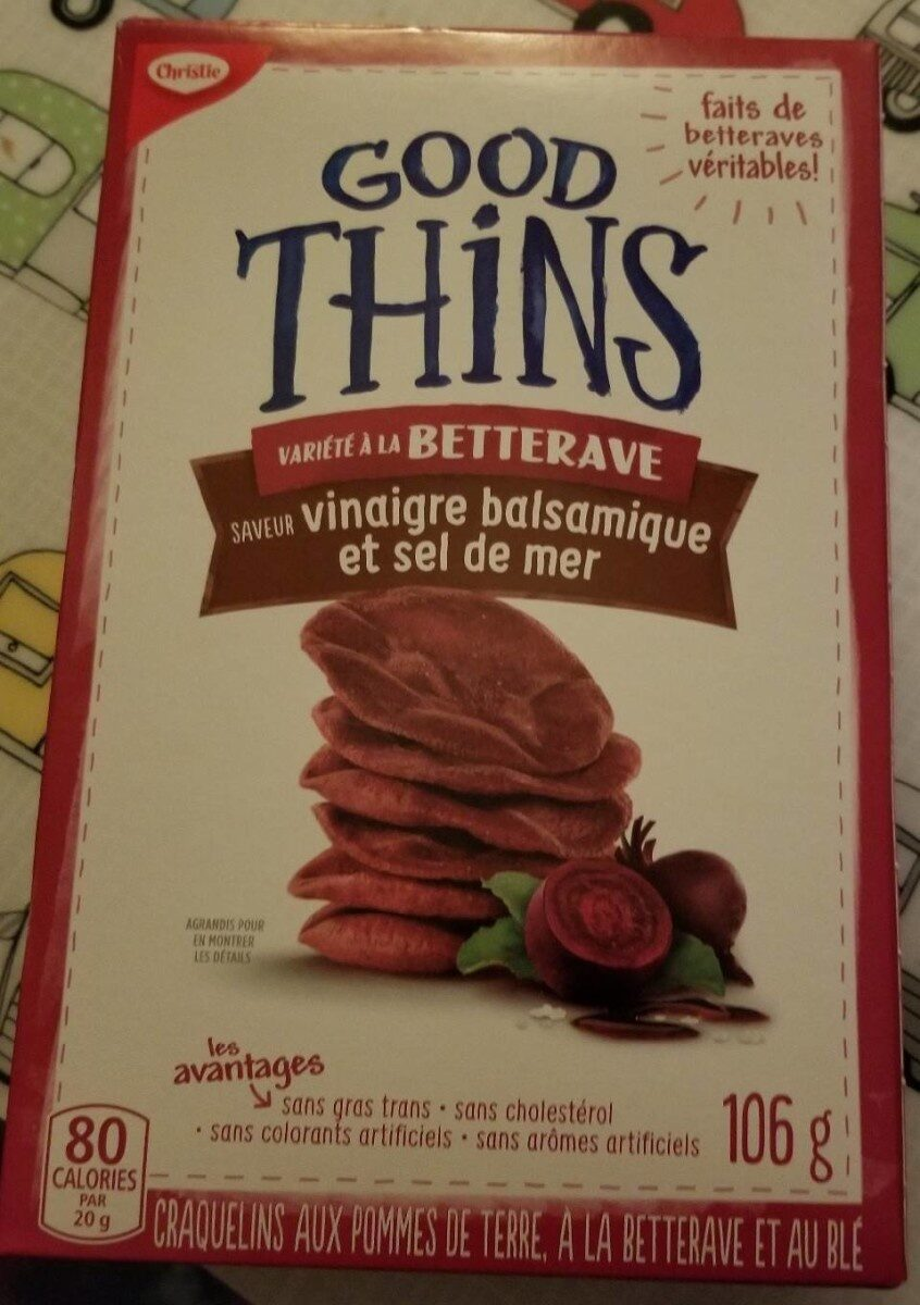 Good thins betteraves - Product - fr