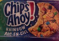 Chips ahoy rainbow - Product - fr
