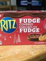 Ritz enrobés de fudge - Product - fr