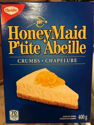 Honeymaid Graham Crumbs - Produit - fr