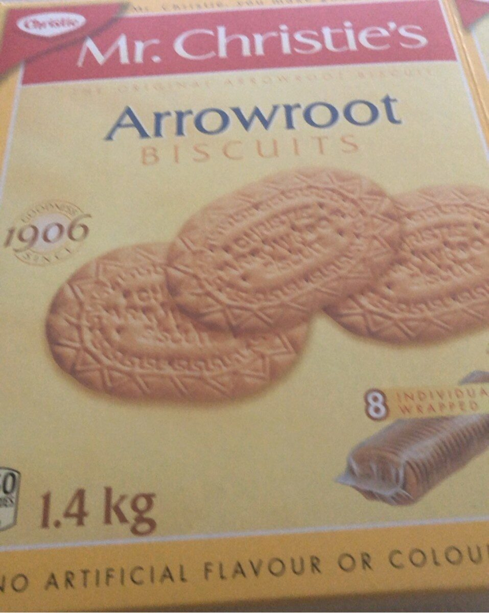 Arrowroot - Product - fr
