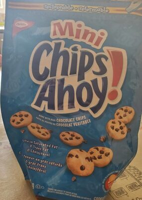 Mini chips ahoy - Product