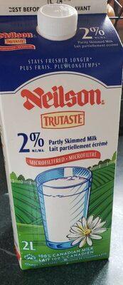 2% partly skimmed milk - Product - en