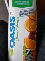 Jus Mélange D'orange (non Sucré) - Product