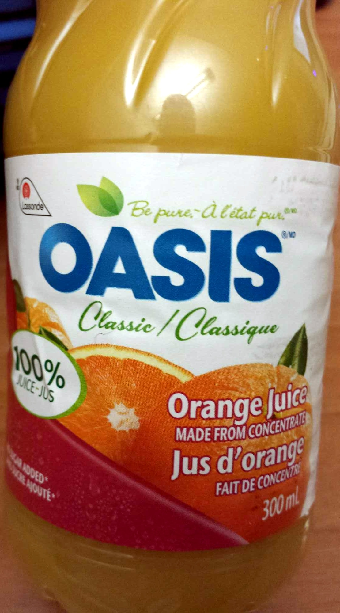 Oasis classic - Product - en