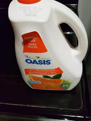 Jus D'orange Premium D'orange Premium Sans Pulpe - Product - en