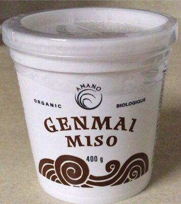Organic Genmai Miso - Produit