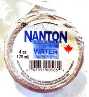 Nanton Natural Water Artesian - Produit - fr