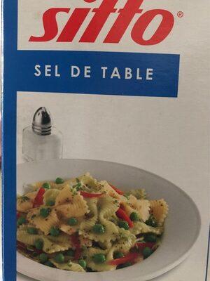 Table Salt - Produit - fr
