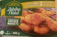 chicken nuggets - Product - fr