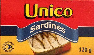 Sardines - Product - fr