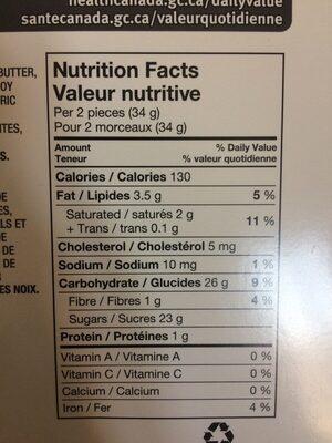 Cerises au marasquin - Valori nutrizionali - fr