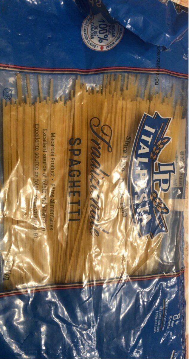 Spaghetty - Produit - fr