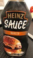 Sauce burger - Product - fr