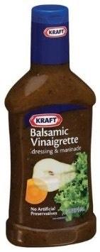 Kraft Balsamic Salad Dressing - Product