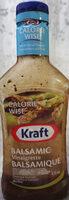 Kraft balsamic vinegar dressing - Product - en