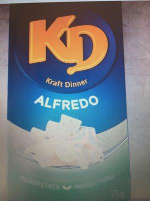Alfredo macaroni and cheese - Product