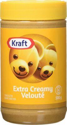 Kraft peanut butter extra creamy peanut butter - 7
