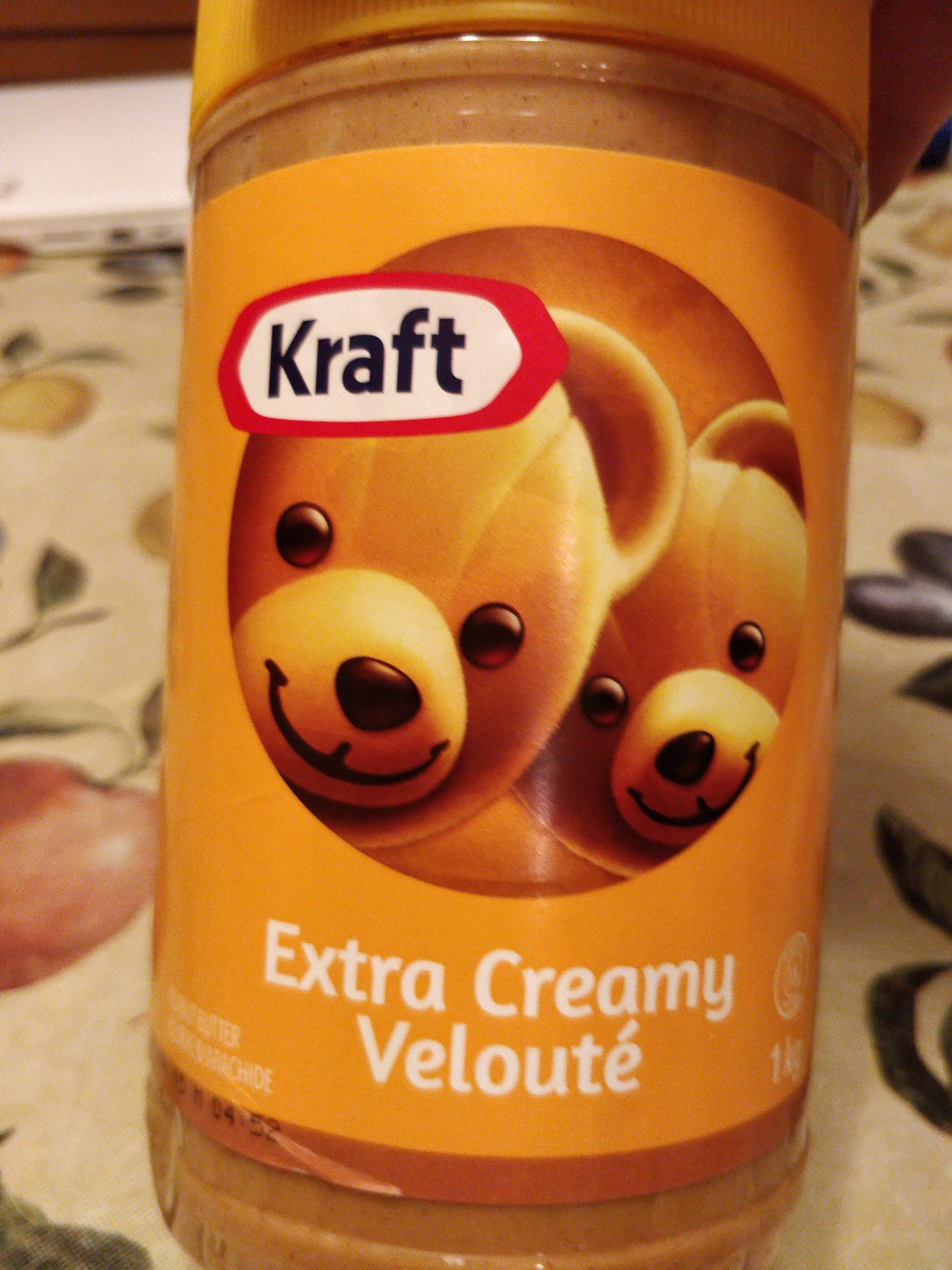 Extra Creamy Peanut Butter - Produit